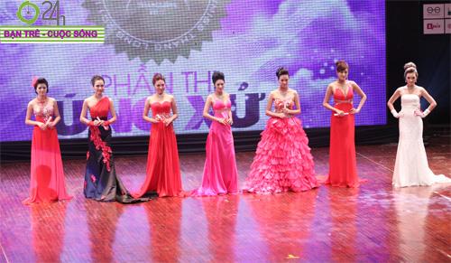 Đỗ Thùy Dương đăng quang Imiss Thăng Long 2011 - 3