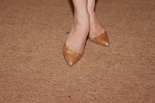 Những đôi giày chói lóa của Sao Việt - 8