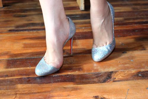 Những đôi giày chói lóa của Sao Việt - 2