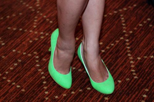 Những đôi giày chói lóa của Sao Việt - 20