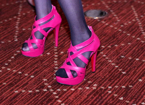 Những đôi giày chói lóa của Sao Việt - 18