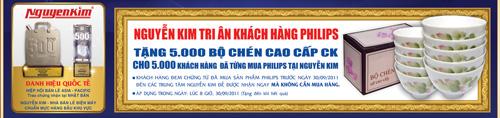 Thêm 5000 khách hàng nhận quà tri ân tại Nguyễn Kim - 1