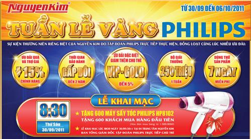Thêm 5000 khách hàng nhận quà tri ân tại Nguyễn Kim - 4