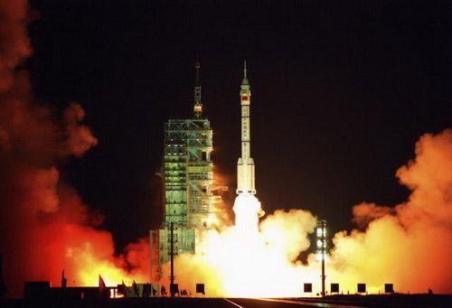 TQ phóng thành công tàu Thiên Cung 1 - 2