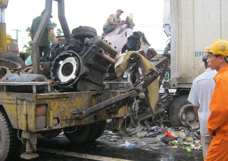 Tai nạn kinh hoàng qua lời kể nạn nhân - 2