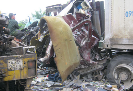Tai nạn kinh hoàng qua lời kể nạn nhân - 3