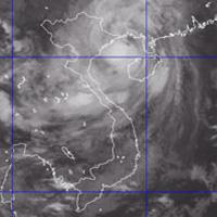 Chiều nay, bão số 5 sẽ vào Hà Nội