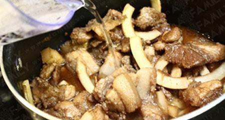 Thịt ba chỉ kho cùi dừa bớt ngán - 10