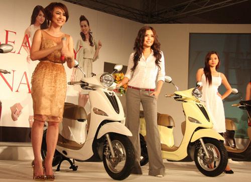 """Giá xe Yamaha Nozza lại tăng """"chóng"""" mặt - 1"""