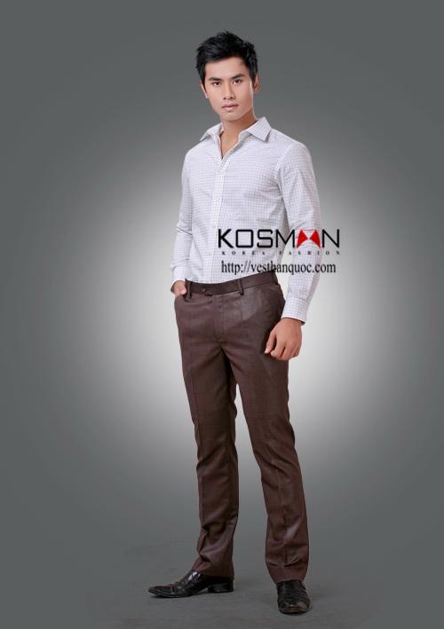 Lịch lãm và sang trọng với thời trang Kosman - 1