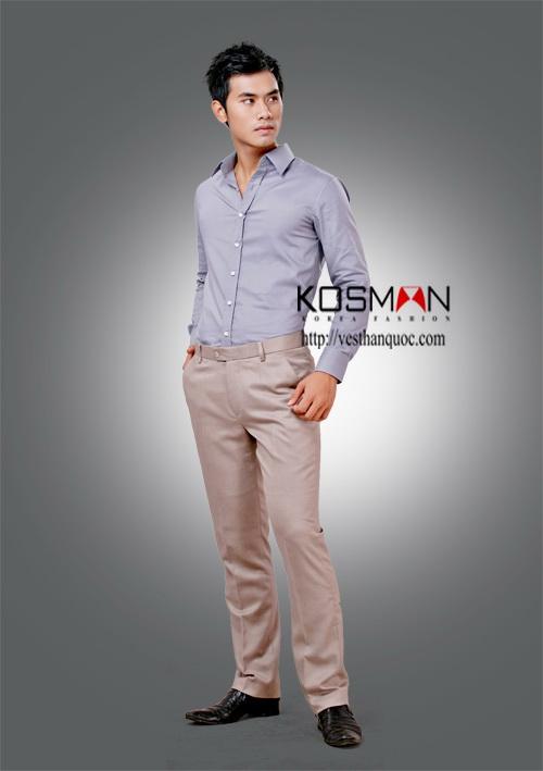 Lịch lãm và sang trọng với thời trang Kosman - 2