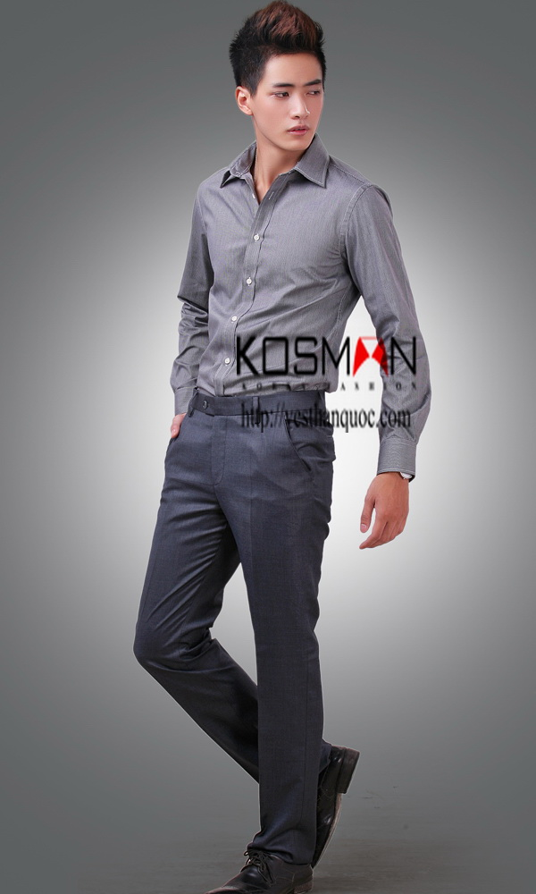 Lịch lãm và sang trọng với thời trang Kosman - 3