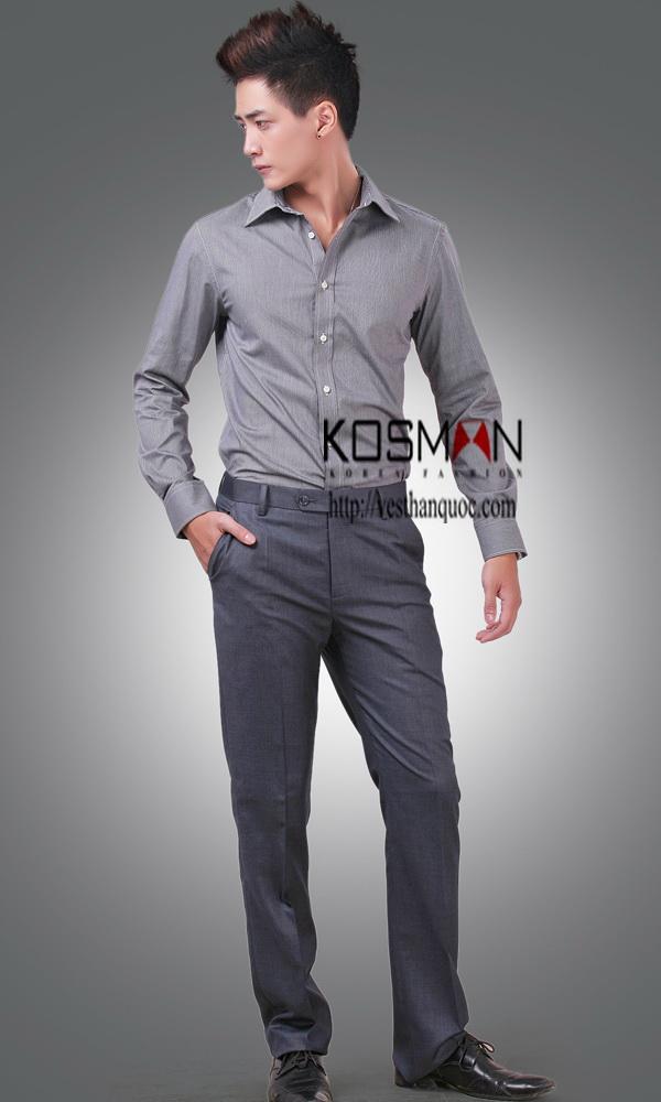 Lịch lãm và sang trọng với thời trang Kosman - 4