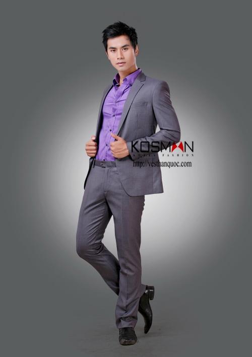 Lịch lãm và sang trọng với thời trang Kosman - 9