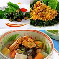 Những món ăn ngon ngày mưa