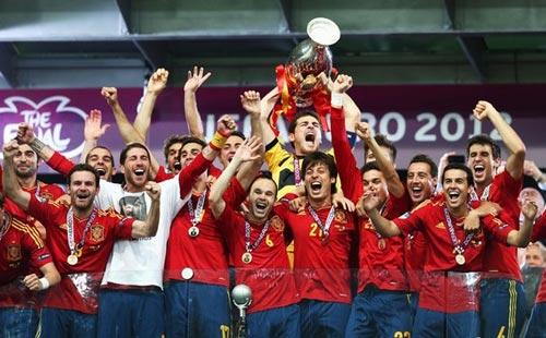 Hậu CK Euro 2012: Cơn mưa kỷ lục - 1