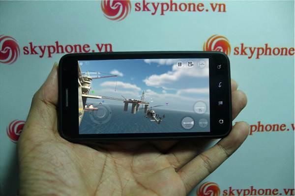 Trải nghiệm thực tế Sky Thunder của hãng Skyphone - 1