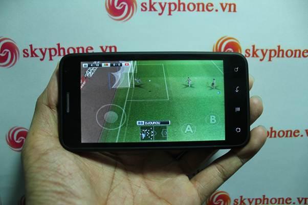 Trải nghiệm thực tế Sky Thunder của hãng Skyphone - 2