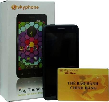 Trải nghiệm thực tế Sky Thunder của hãng Skyphone - 7