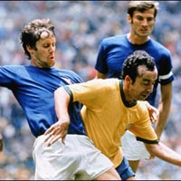 Video Brazil - Italia (World Cup 1970)