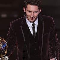 Quả bóng vàng FIFA 2012: Messi vẫn là số 1?