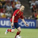 Bóng đá - QBV Euro: Iniesta vượt mặt Pirlo