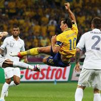 Video: 10 bàn thắng đẹp nhất Euro 2012