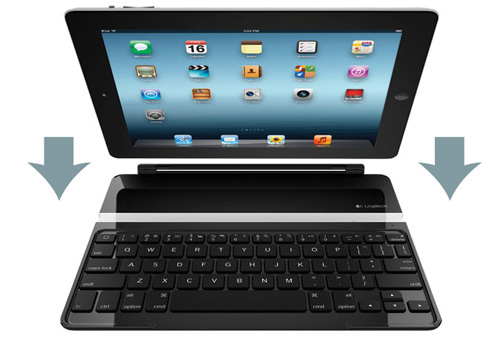 Bn phm Logitech Ultrathin Cover cho iPad, My tnh xch tay, Thi trang Hi-tech, Ultrathin Cover cho iPad, ban phim Ultrathin Cover cho iPad, ban phim Ultrathin Cover, iPad, ban phim cho ipad, ipad 2, iPad 3, iPad, Ultrathin Cover Keyboard, may tinh bang iPad, ban phim co may tinh bang, Logitech