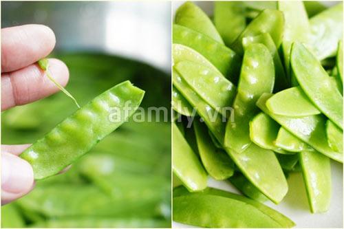 30 phút cho món rau củ xào chay ngon - 2
