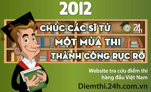 Gi  gii  thi mn Ton khi A 2012, Tin tc trong ngy, 