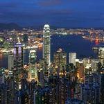 Du lịch - Hong Kong đẹp lung linh về đêm