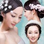 Thời trang - Những kiểu tóc đẹp cho cô dâu hiện đại