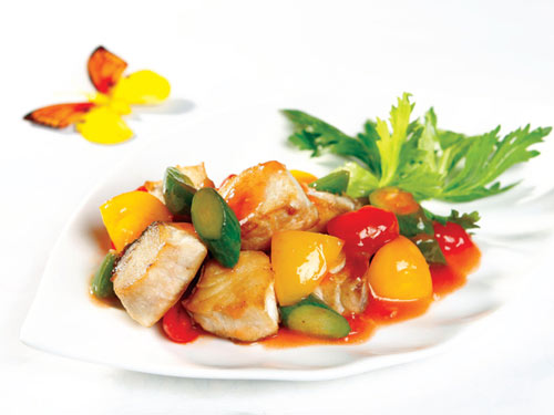 Các món ngon từ cá chẻm - 1