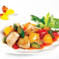 Các món ngon từ cá chẻm