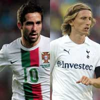 MU: Modric hay Moutinho?