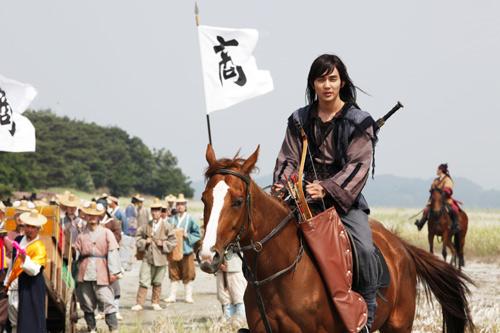 Chiến binh Baek Dong Soo lên màn ảnh - 7