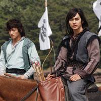 Chiến binh Baek Dong Soo lên màn ảnh