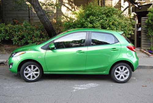 Top 15 chiếc xe giá rẻ năm 2012 (P1) - 8