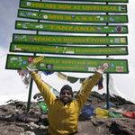 Phi thường - kỳ quặc - Người đàn ông không chân leo núi 6.000m