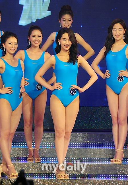 Lộ diện nhan sắc tân hoa hậu Hàn Quốc - 11