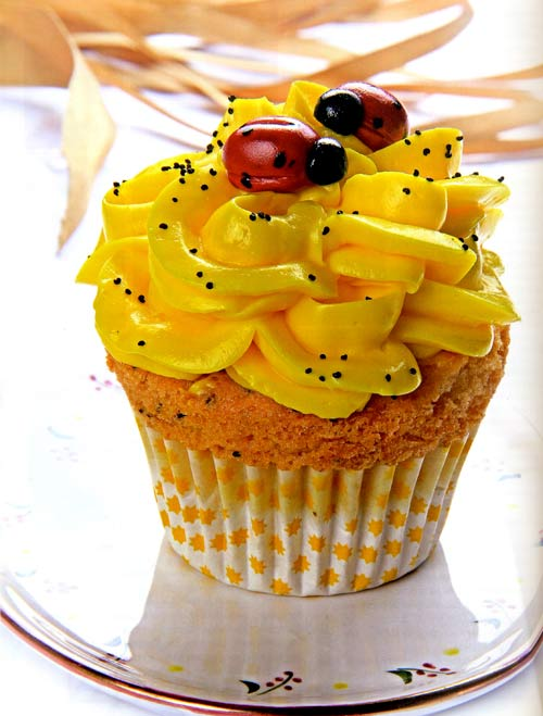 Cupcake - chic bnh ca nhng n ci, m thc, cupcake, banh cupcake, banh ngot, mon ngon, mon ngon de lam, bao