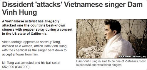 Ca sỹ Việt xấu, đẹp trong mắt thế giới - 3