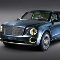 Bentley EXP 9 F mu SUV siu sang