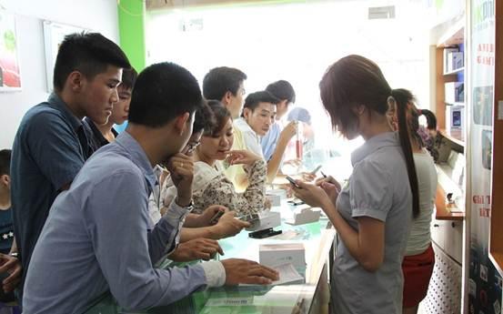 HKPhone 4S-3G giá 2,8 triệu đồng sốt trước ngày bán - 1