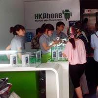 HKPhone 4S-3G giá 2,8 triệu đồng sốt trước ngày bán