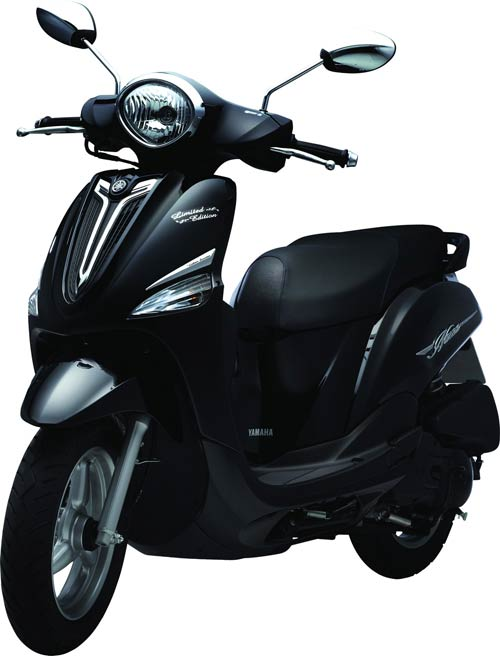 Yamaha Nozza Limited Edition màu đen - Đầy quyến rũ - 2