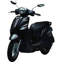 Yamaha Nozza Limited Edition màu đen - Đầy quyến rũ