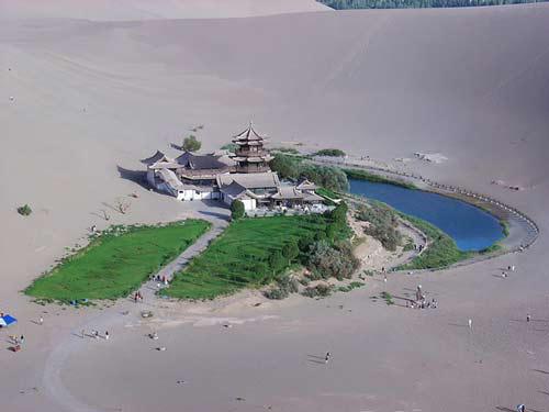 Những hình ảnh sa mạc đẹp lạ - 10