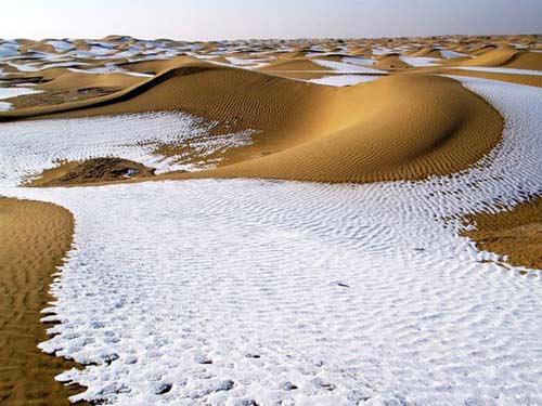 Những hình ảnh sa mạc đẹp lạ - 9