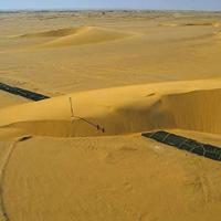 Những hình ảnh sa mạc đẹp lạ